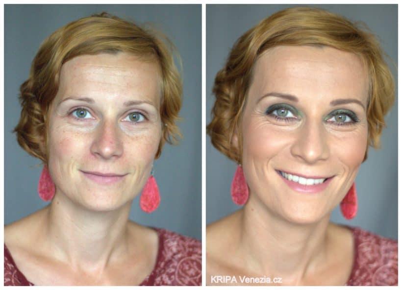 KRIPA Venezia 2v1 dokonalý make-up a péče o pleť