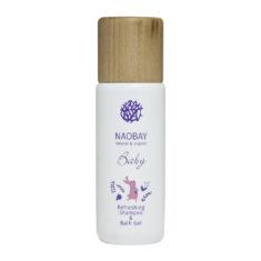 Dětský jemný čistící šampón a gel