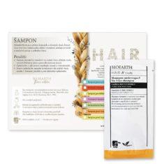 Vzorek: Šampon proti krepatění, kudrnaté vlasy