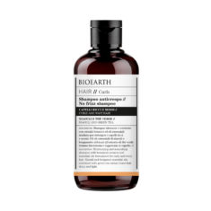 Šampon proti krepatění pro kudrnaté a vlnité vlasy