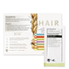 Vzorek: Antioxidační šampon pro všechny typy vlasů