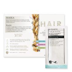 Vzorek: Výživná maska na roztřepené a suché vlasy