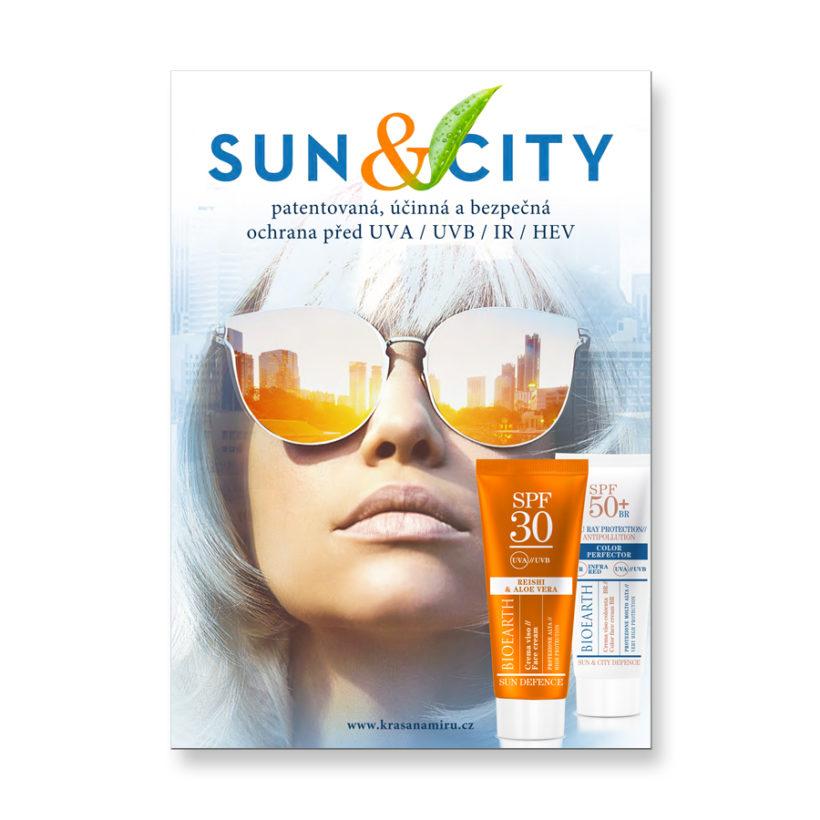 Mini katalog SUN + CITY A5