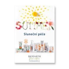 Mini katalog Sluneční péče A5