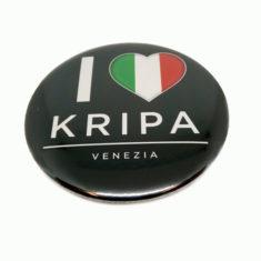 Reklamní placka s logem KRIPA Venezia