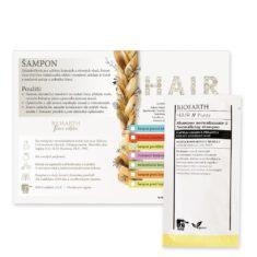 Vzorek: Šampon pro těžké a rychle se mastící vlasy