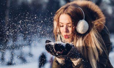 Péče o pleť, tělo a vlasy v zimě