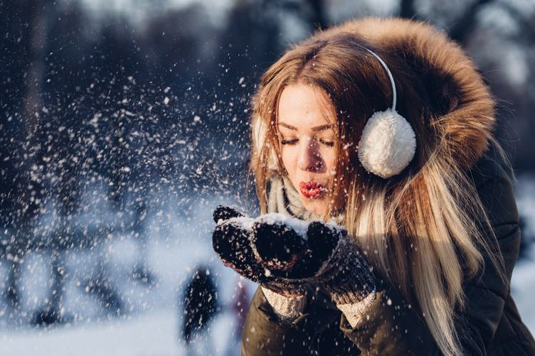 Péče o pleť, tělo, vlasy na podzim a v zimě.