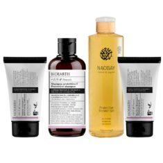 Péče pro barvené vlasy + Sprchový gel