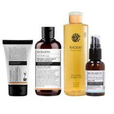 Péče pro kudrnaté a vlnité vlasy + Sprchový gel