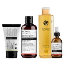 Péče pro slabé a řídké vlasy + Sprchový gel