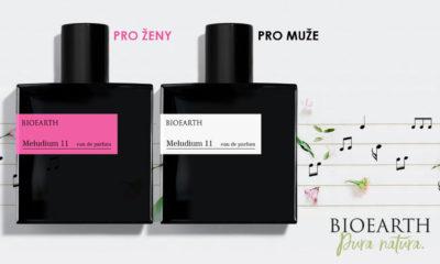 Novinka Meludium 11 parfém pro ni a pro něj