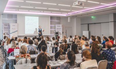 Kosmetický kongres 2018 3.ročník - Peter Urbanec v akci
