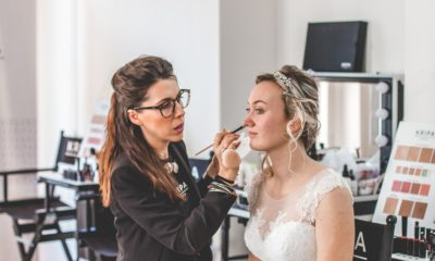 Workshop svatební make-up s italskou vizážistkou Annou