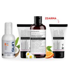 Vlasová péče: ochrana barvy, lesk, regenerace