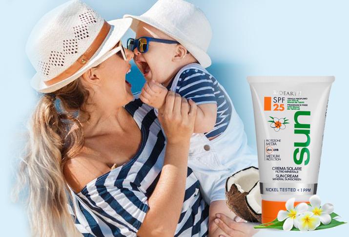 Sluneční péče & ochranapro celou rodinu