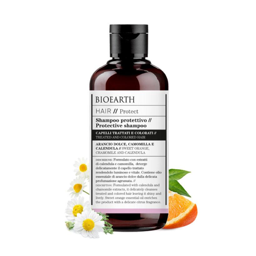 Ochranný šampon pro barvené vlasy