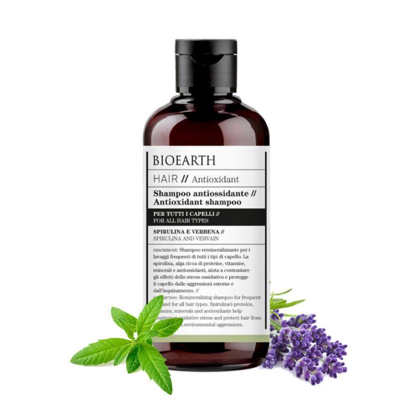 Antioxidační šampon pro všechny typy vlasů