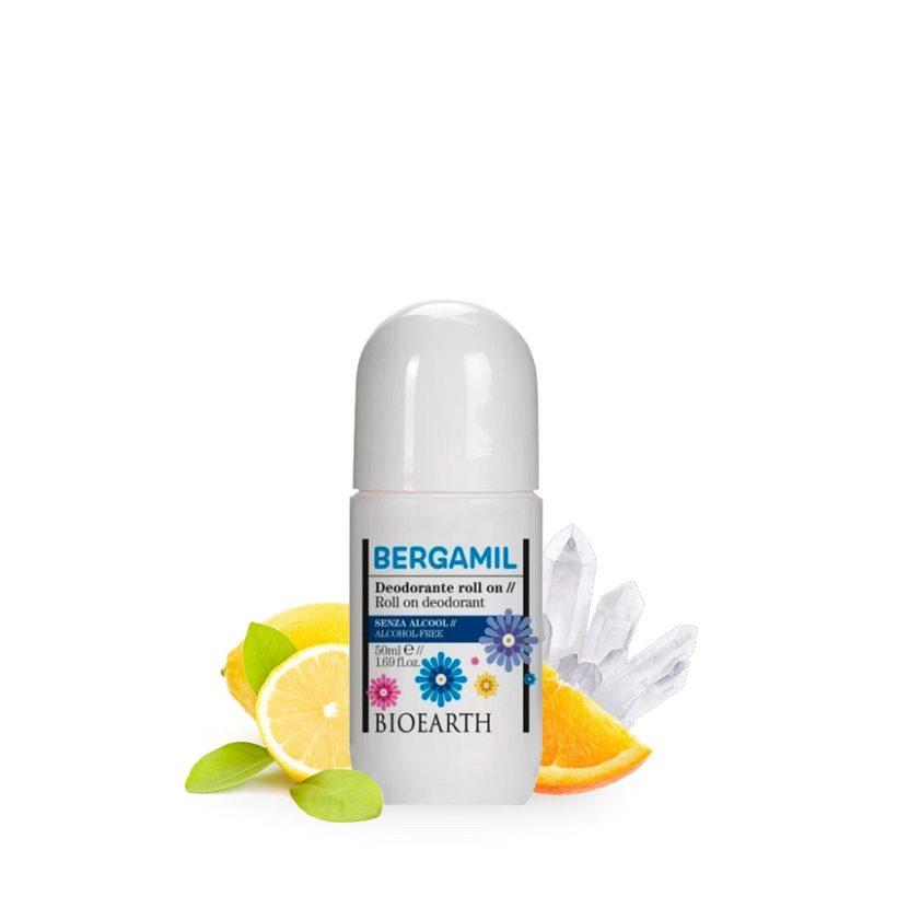 BERGAMIL Deodorant roll-on