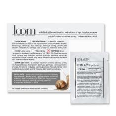 Vzorek LOOM SUPREME: Krém se šnečím extraktem