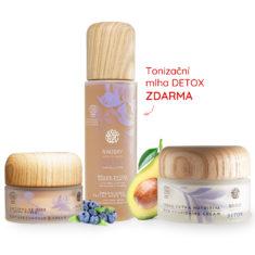 Balíček DETOX: péče s bambuckým máslem