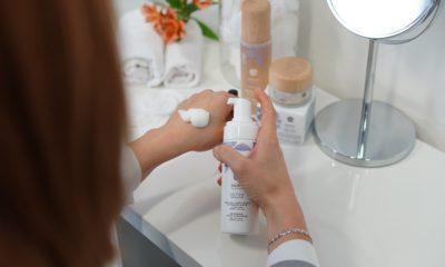 Kosmetička radí – čištění pleti.