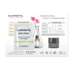 Vzorek: Základní hydratační krém Elementa