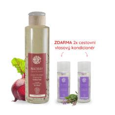 Šampon pro barvené vlasy: s kondicionéry ZDARMA