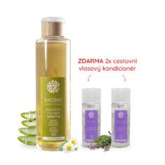 Šampon pro poškozené vlasy: s kondicionéry ZDARMA