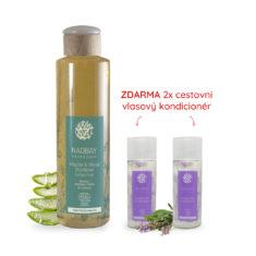 Šampon pro vitalitu a lesk: s kondicionéry ZDARMA